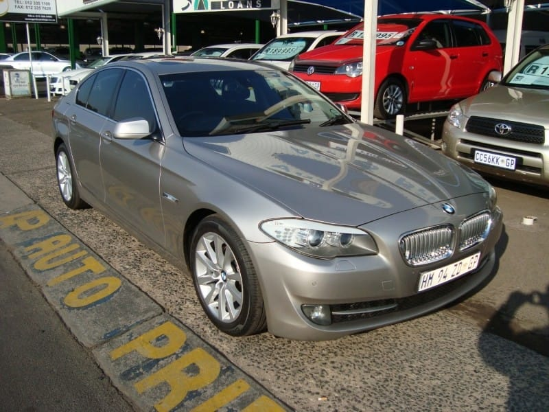 BMW 5 Series 520i A/T (F10) full