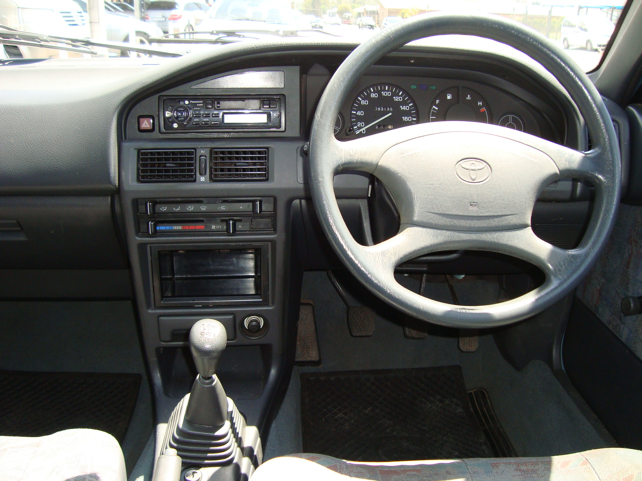 Toyota Conquest Tazz 130 5SPD full