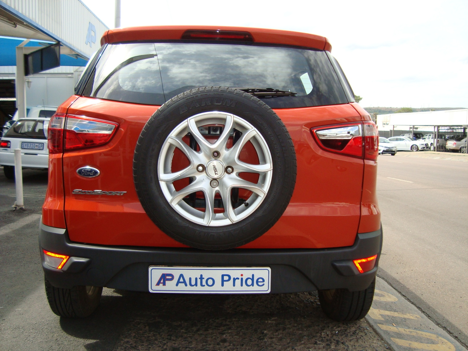 Ford EcoSport 1.5TiVCT Ambiente full