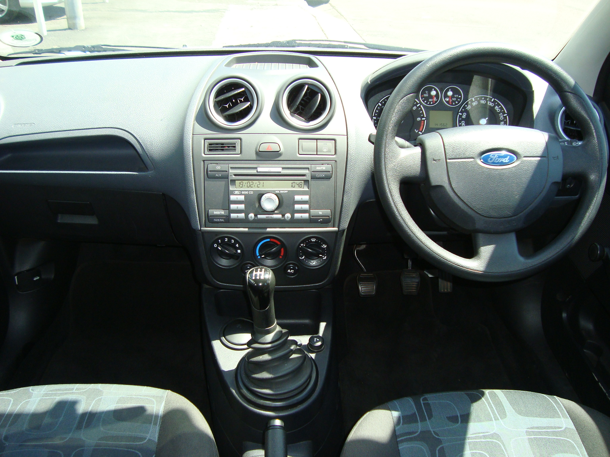 2008 Ford Fiesta 1.4i Ambiente 5DR full