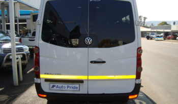 2016 VW Crafter 35 2.0 Tdi 120KW 16 Seater full