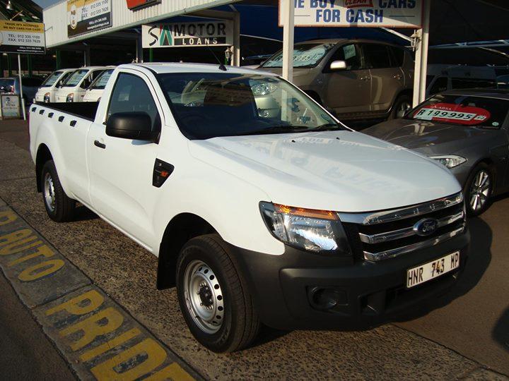 2015 Ford Ranger 2.2tdci XL P/U S/C @ R184 995  http://...