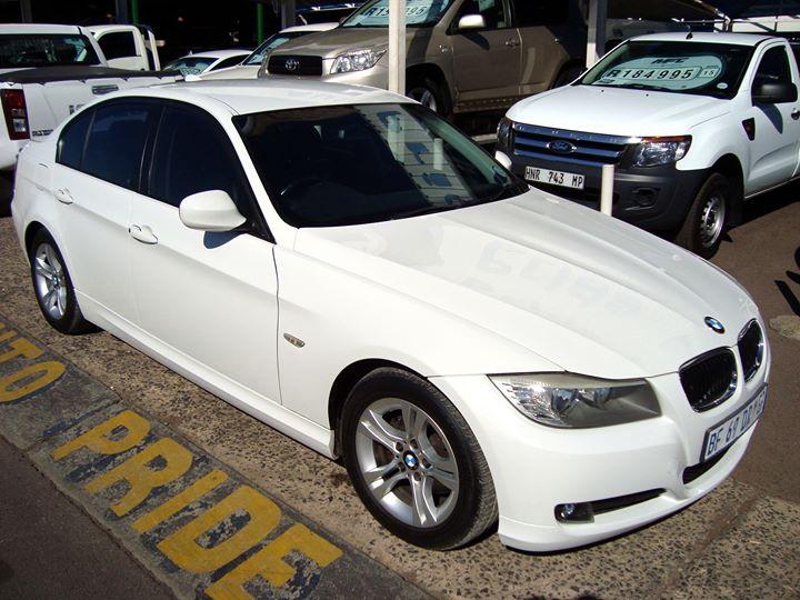 2011 BMW 3 Series 320i 9E90) @ R139 995 http://autoprid...