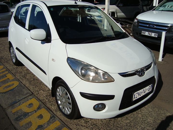 2009 Hyundai i10 1.2 GLS with only 55 000km for SALE! h...
