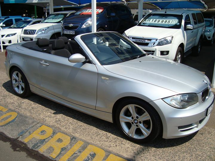 2008 BMW 1 Series 125i Convertible A/t for sale http://...