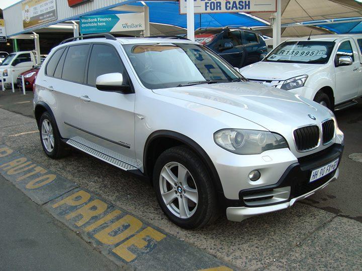 2008 BMW X5 Xdrive30d A/t (e70) for sale @ R149 995 htt...