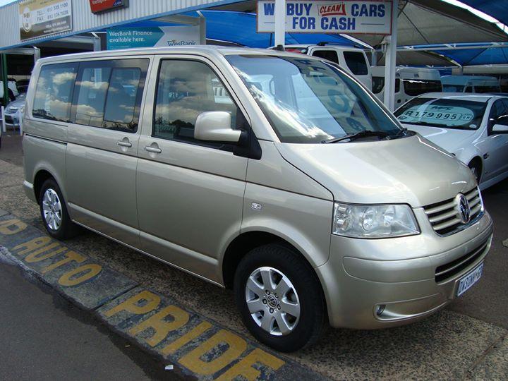2007 Volkswagen Kombi 2.5 Tdi A/t for sale http://autop...