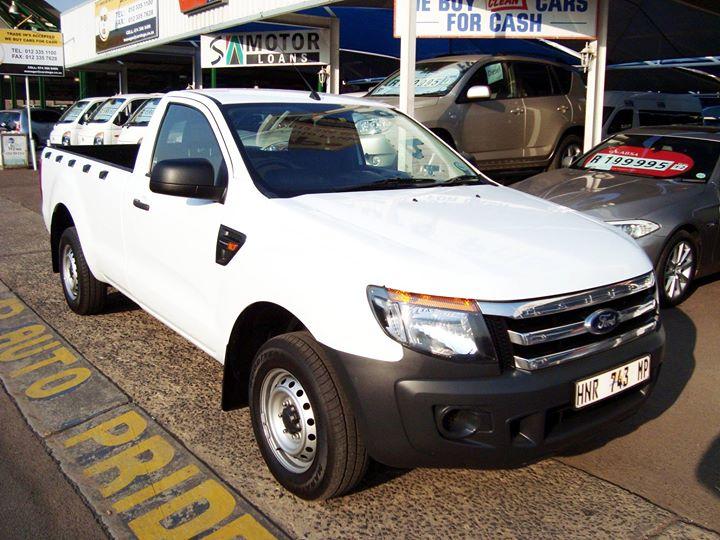 2015 Ford Ranger 2.2tdci Xl L/r P/u S/c R169 995 http:/...