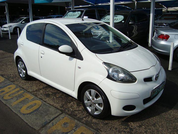 2011 Toyota Aygo 1.0 Wild 5dr for sale R89 995 http://a...