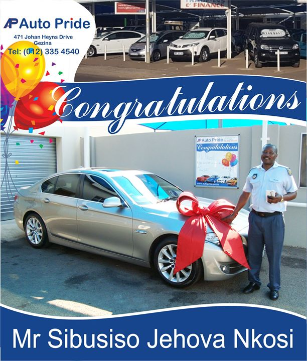 Congratulations Mrs Sibusiso Jehova Nkosi with your new...