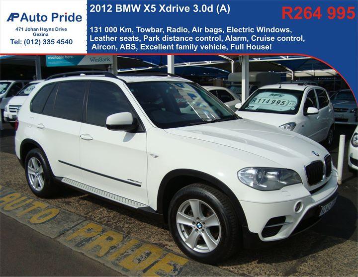 http://autopride.co.za/listings/bmw-x5-xdrive-3-0d-a/  ...