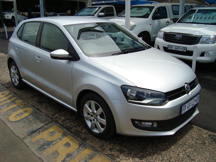 2013 Volkswagen Polo 1.6 Tdi Comfortline 5dr  http://au...