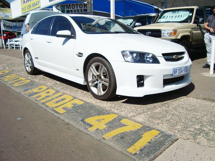 2008 Chevrolet Lumina Ss 6.0 V8 https://autopride.co.za/...