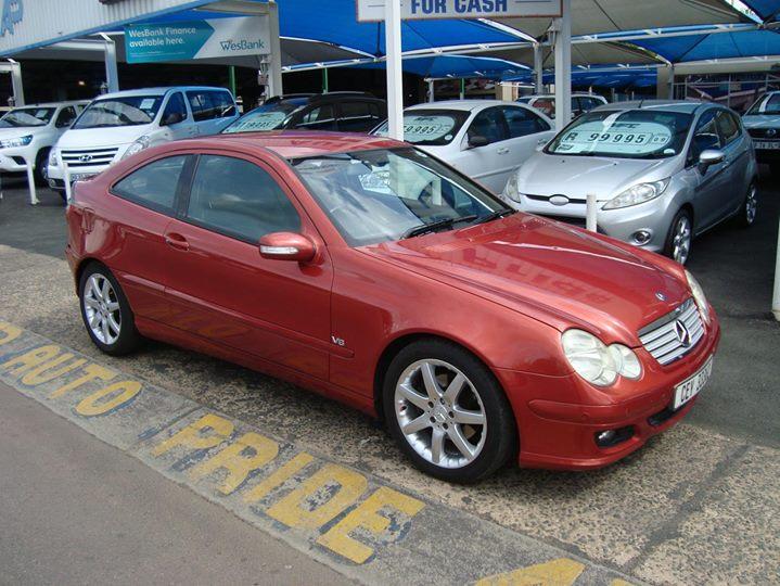 2006 Mercedes Benz C230 V6 (A) Coupe  http://autopride....