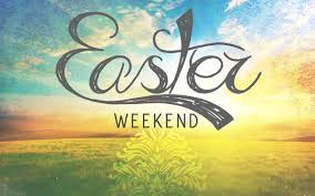 We will be closed for the Easter weekend, back on Tuesd...