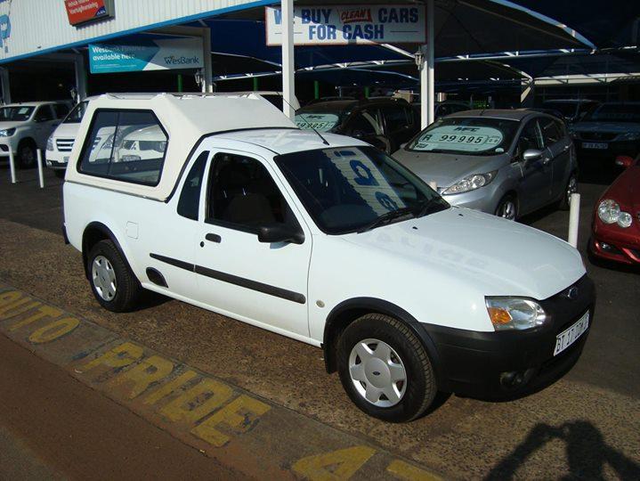 2012 Ford Bantam 1.3i A/c P/u S/c  https://autopride.co...