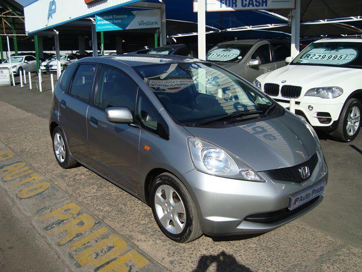 2010 Honda Jazz 1.4i Lx A/t for sale in Gauteng https:/...