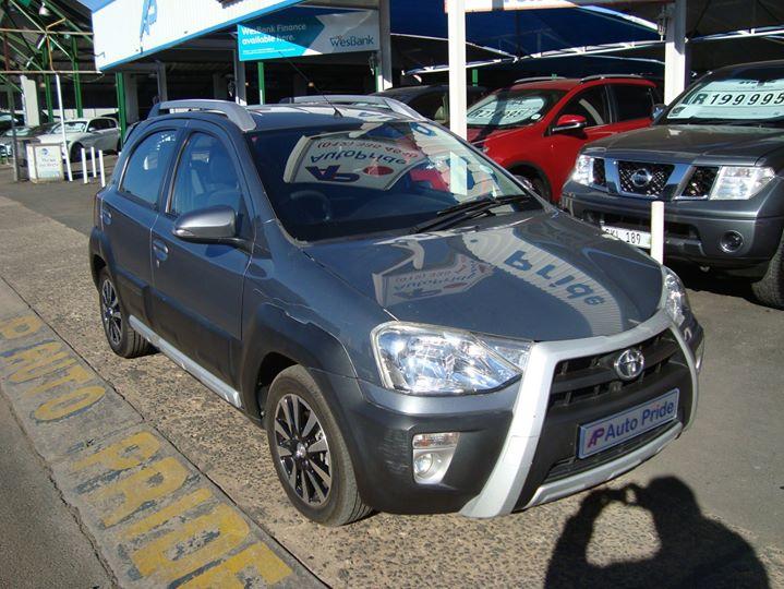 2017 Toyota Etios Cross 1.5 Xs 5Dr for sale in Gauteng ...