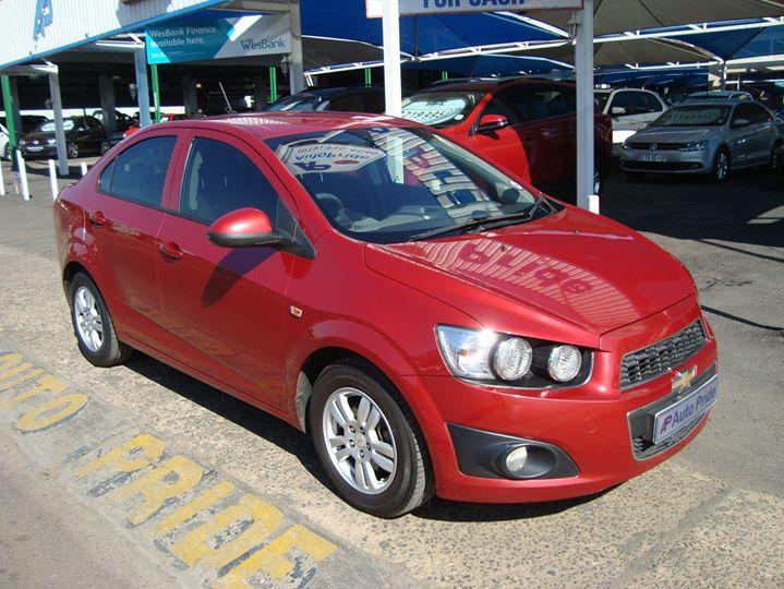 2012 Chevrolet Sonic 1.6 Ls A/t for sale in Gauteng htt...