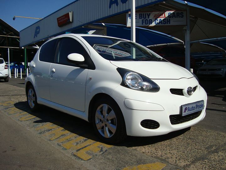 2011 Toyota Aygo 1.0 Wild 5dr for sale in Gauteng  http...