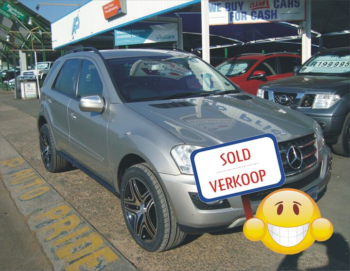 SOLD - SOLD - SOLD  2009 Mercedes-Benz M-Class ML 320 C...