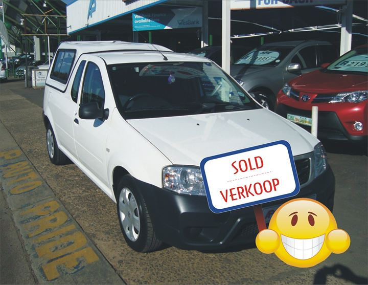 SOLD - SOLD - SOLD   2015 Nissan NP200 1.6 P/u S/c for ...