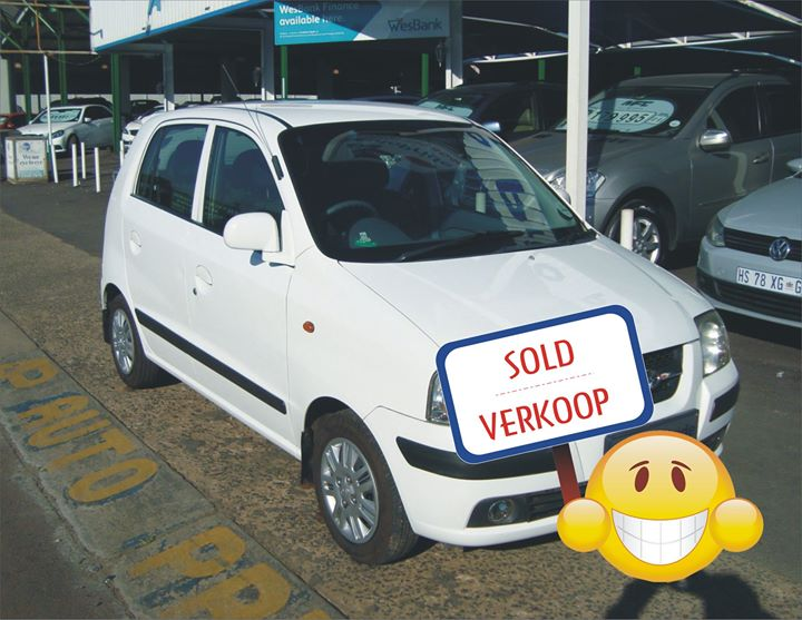 SOLD - SOLD - SOLD   2007 Hyundai Atos 1.1 Gls A/t for ...